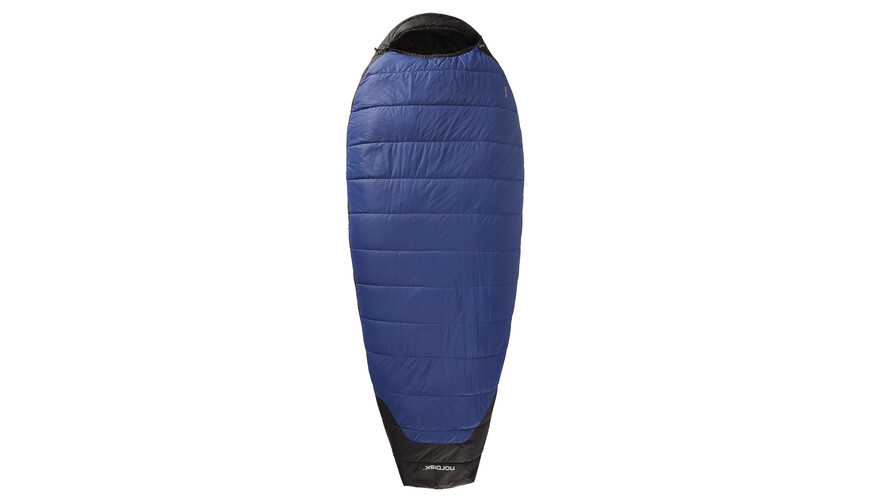 Nordisk Gorm -2° Sleeping Bag L limoges blue/black